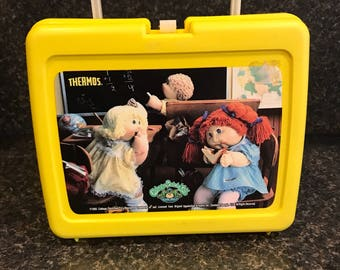 Cabbage Patch Kids Thermos Lunchbox