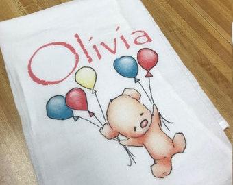 Beary Balloons - Customized