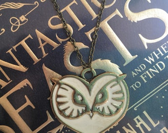 Fantastic Owl Necklace