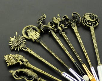 Game of Thrones Make up Brushes- Limited Edition