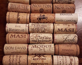 Thousands of excellent condition recycled natural and synthetic wine, champagne & sparkling wine corks hand selected for minimal duplication