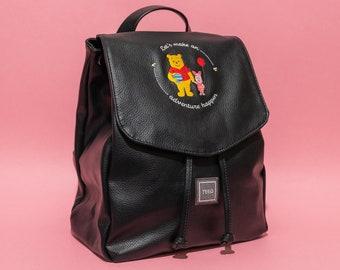 7bd3da33e Pooh & Piglet Embroidered Backpack