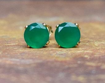 Earrings - Gemstone Stud