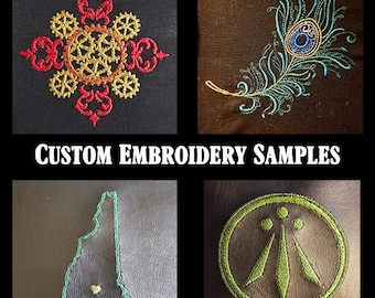 Custom Embroidery Dice Bag | Pockets Option available | Pricing Simplified