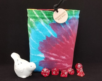 Rainbow Tie Dye |  POCKETS Option Available