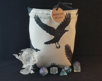 Murder of Crows | POCKETS Options Available