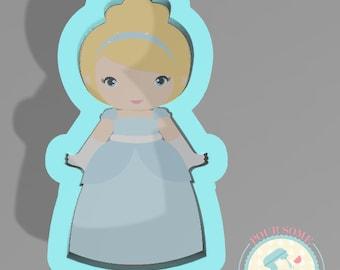 Princess C Cookie Cutter