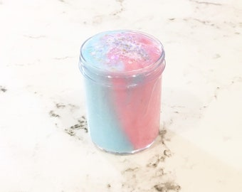 Cotton Candy Icee Slime, SCENTED!