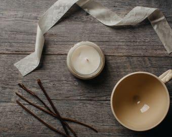 Black Currant Tea Candle