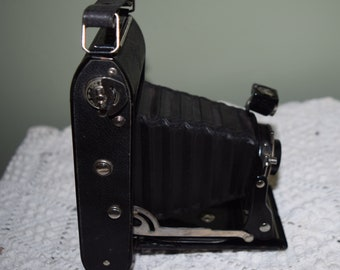 Antique AGFA Ansco Folding Camera, PB20 Readyset, Collectables, Camera Collector, Shabby Chic, Decorative Objects, Collectibles