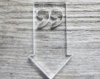 etiquette 47B  dans du plexi pour mettre sur vos carte 0047