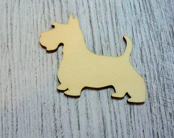 Dog 1109 wooden creations