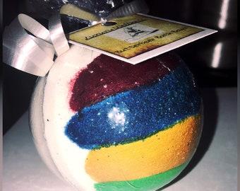 Sorting Hat Bath Bomb in Butterbeer