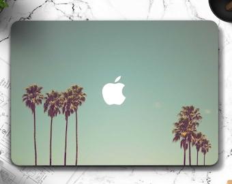 Palms macbook case   Etsy