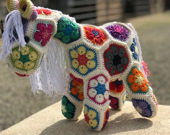 Patchwork Pony (Large)
