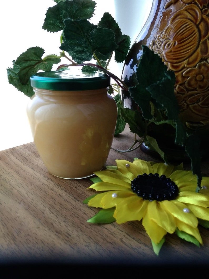 Raw Honey Natural honey Spring Harvest 2019 year Pure Raw Unfiltered Wildflower Honey All Never heated processed Glass jar 28oz