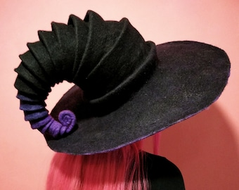 eef975e84c544 Witch hat wizard hat