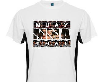 "Special T-shirt MMA MUAY THAI Bad Shirt. Top free fight ""Mixed Martial Arts"" tee shirt"