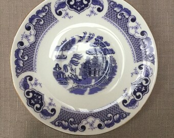 Duchess Willow Pattern Side Plate Beautiful New Blue White Replacement Piece