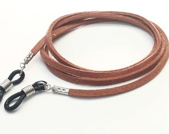 VITO Smooth Leather Glasses Chain//Cord for Spectacles /& Sunglasses