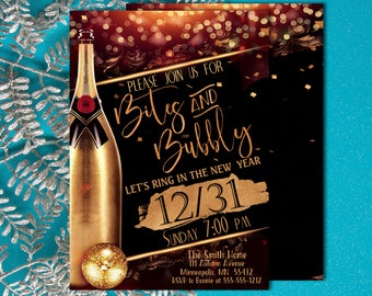 Nye Party Invite