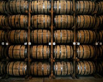 Whiskey Barrel Table Etsy