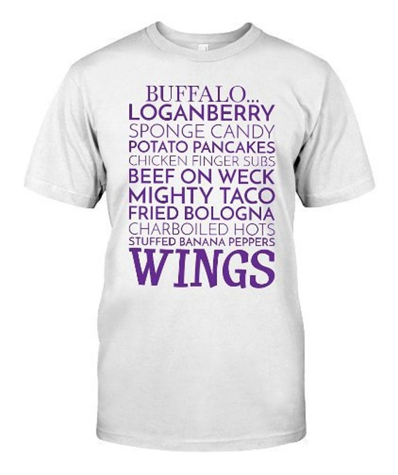 Buffalo Foods Classic T ShirtHoodie