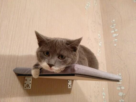 Cat Wall Shelves Sat Shelf Cat Shelves Diy Floating Cat Shelves Cat Bed Cat Bed Shelf