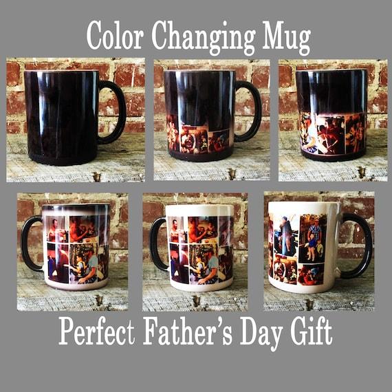 color changing mug picture color changing mug magic mug etsy