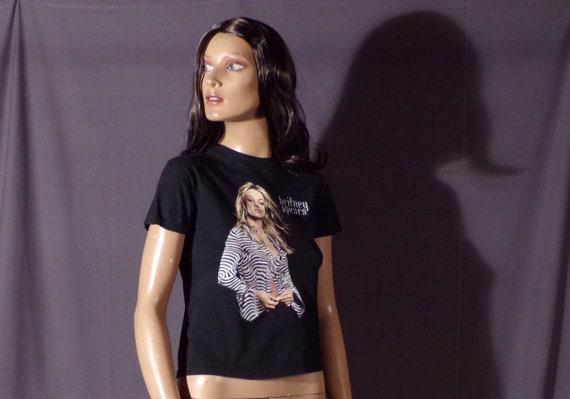 Vintage 2001 T-Shirt - Britney Spears - 2001 - Br… - image 2