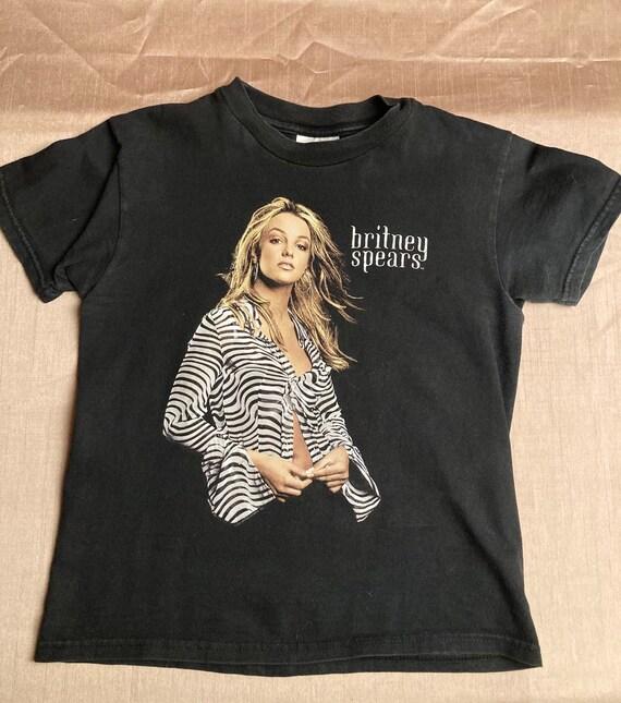 Vintage 2001 T-Shirt - Britney Spears - 2001 - Br… - image 3