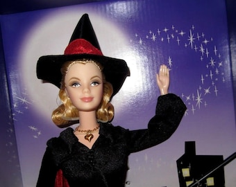 Bewitched Samantha Barbie Doll by Mattel # 53510