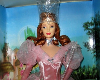 The Wizard Of Oz Glinda The Good Witch Barbie Doll by Mattel # K8684