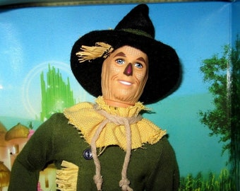 The Wizard Of Oz Scarecrow Ken Doll by Mattel # K8689