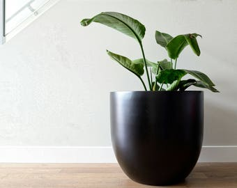 Large indoor planter | Etsy