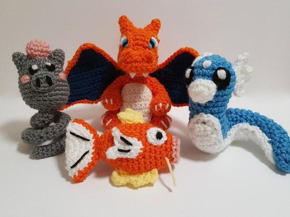 Pokemon Inspired: Tyranitar Amigurumi (Crochet Plushie/Plush Toy ... | 427x570