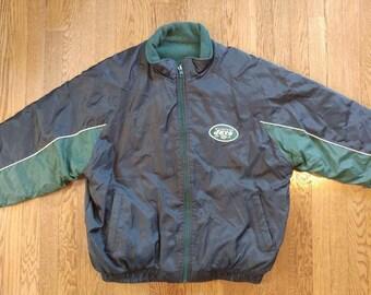 17ac275d Jets jacket | Etsy