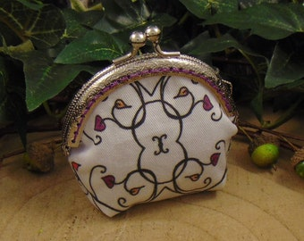 Nathair Small coin purse   Etsy