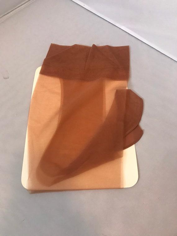 Ceil Chapman Thigh High Nylon Stockings (3) NOS - image 4