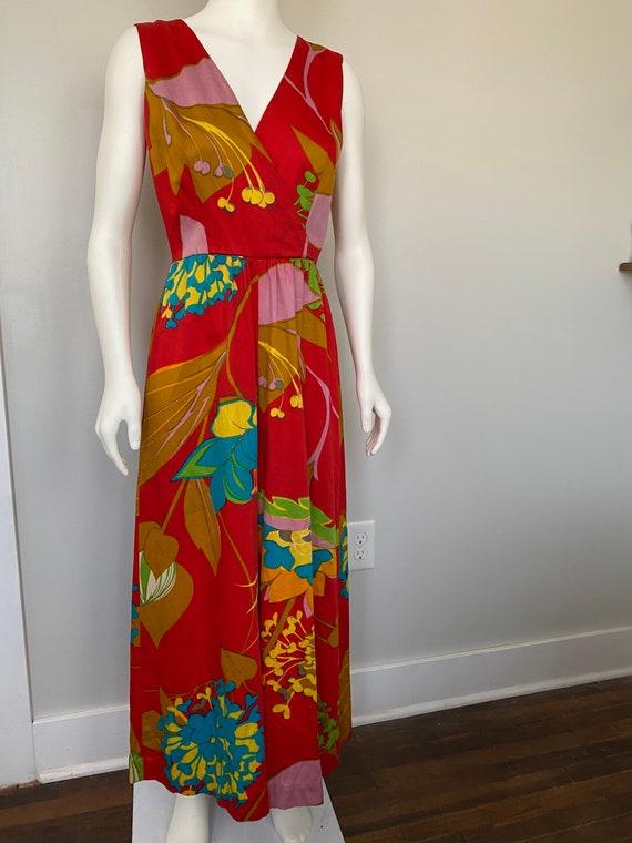 Waltah Clarke's Hawaiian Shop Culotte Dress