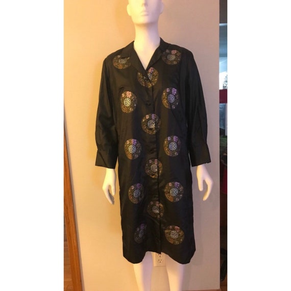 Vintage Alfred Shaheen Duster/Dress
