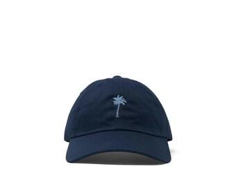 b2c6549319a Palm Tree Dad Hat