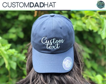 14353f87e52 Custom Cotton Twill Hat