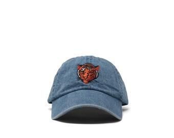 19c491e9bfe0c Orange Tiger Dad Hat