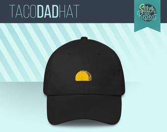 09a59c0faf9 Taco Dad Hat