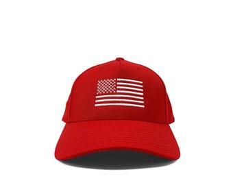 Minimal American flag / customizable