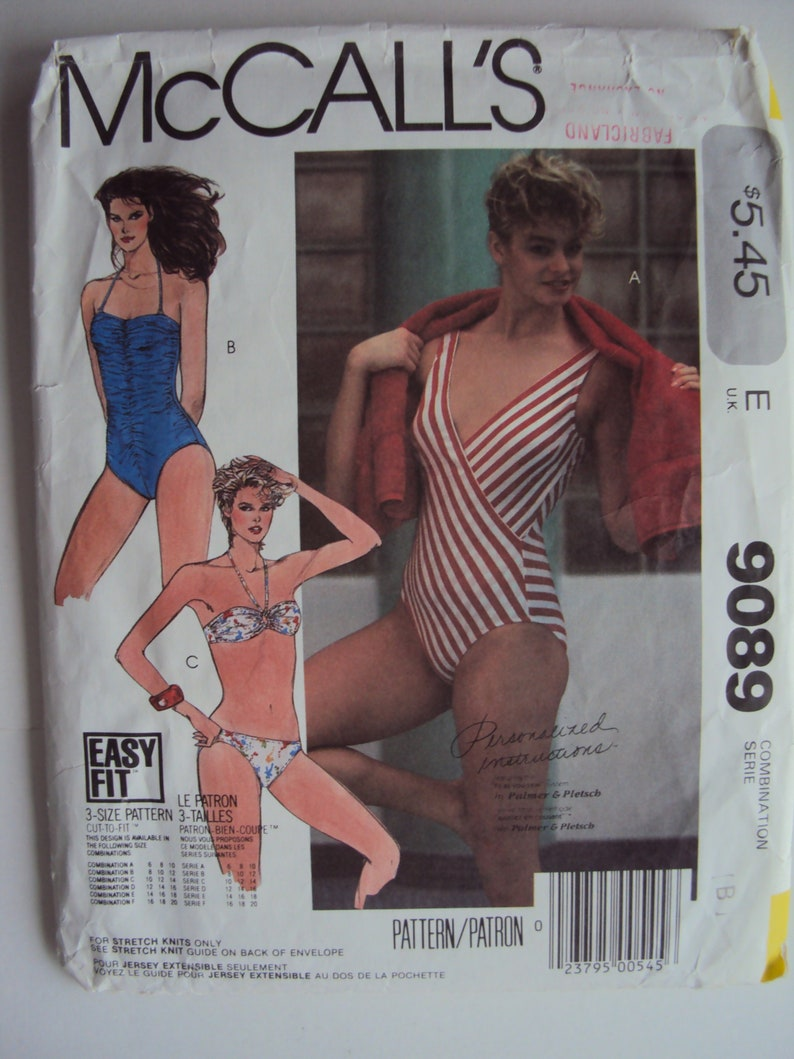 b4b9d1069 LOW shipping Custom fit swimsuits pattern easy