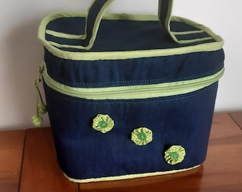 ISOTHERMAL BAG Lunch bag in jeans