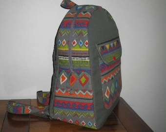 SAC a DOS in TOILE