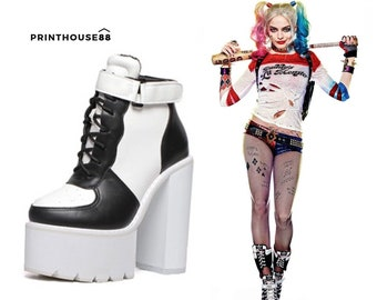 2dd27dd9fe5ae7 Suicide squad boots
